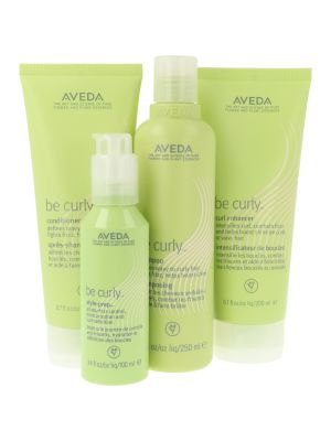 Aveda Be Curly verzorgings pakket