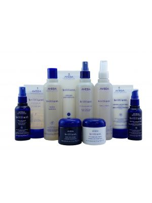 Aveda Brilliant verzorgings pakket