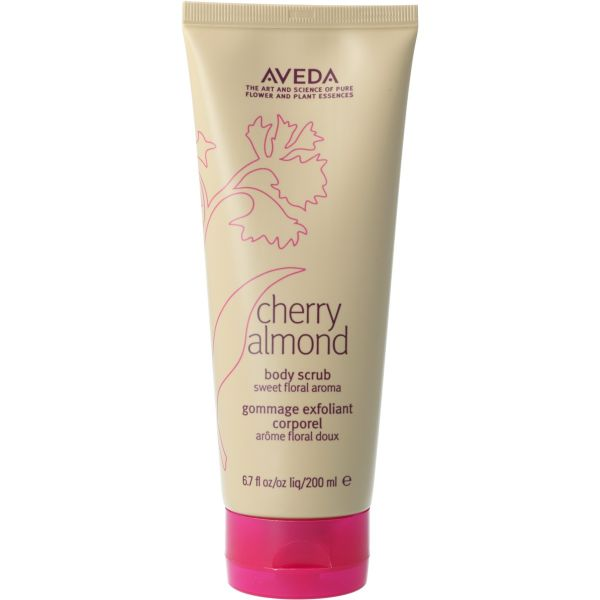 Aveda cherry almond body scrub