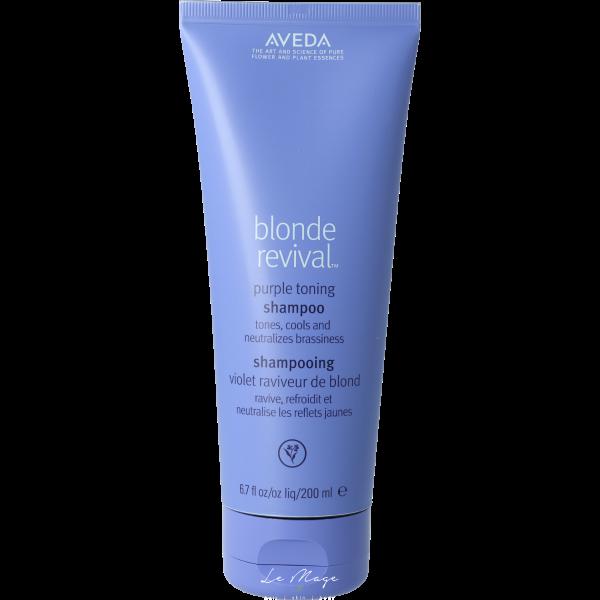Blonde Revival ™ purple toning shampoo