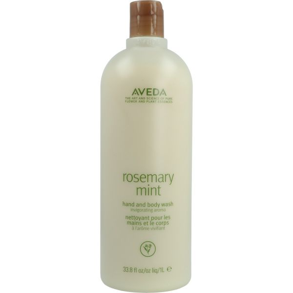 Aveda Rosemary Mint Hand and Body Wash -1000 ml