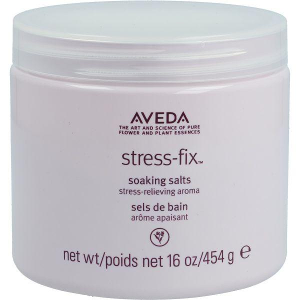 Aveda Stress-Fix Soaking Salts-450 gm