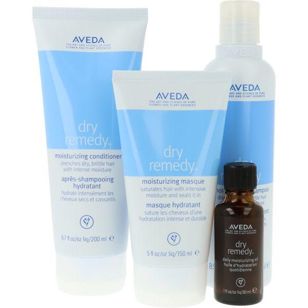 Aveda Dry Remedy verzorgings pakket