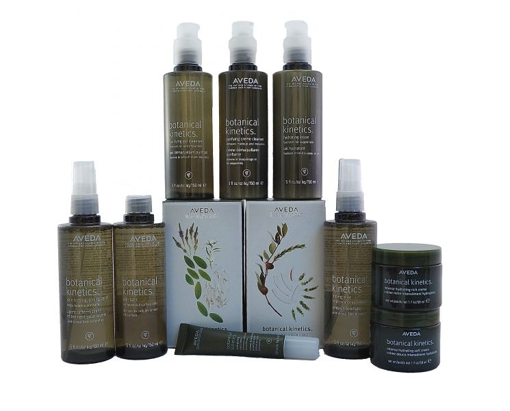 Aveda Botanical Kinetics verzorgings pakket ; oudere huid